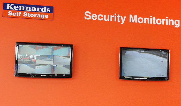 security monitors